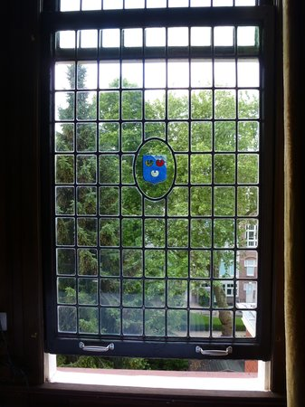 Hotel Aalders: Window detail of room 9