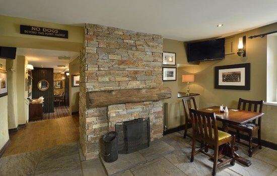 The Rising Sun Inn Restaurant: inside1