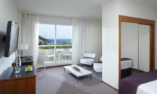 Melia Sitges: Habitación Premium
