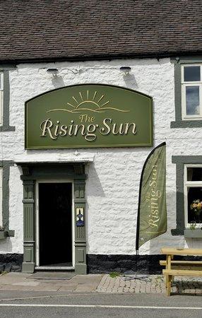 The Rising Sun Inn Restaurant: front