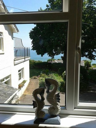 The Leconfield: our seaview