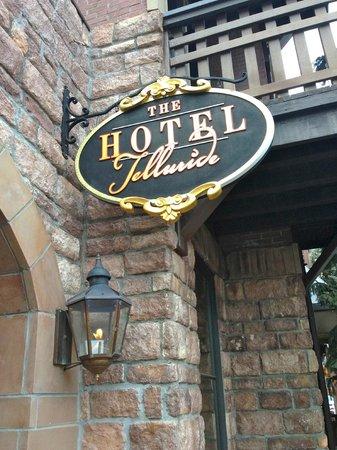 The Hotel Telluride : exterior