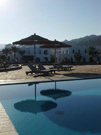 Dahab Resort: Pool