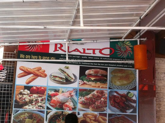 Ao Nang Rialto : Unless you've tried all others