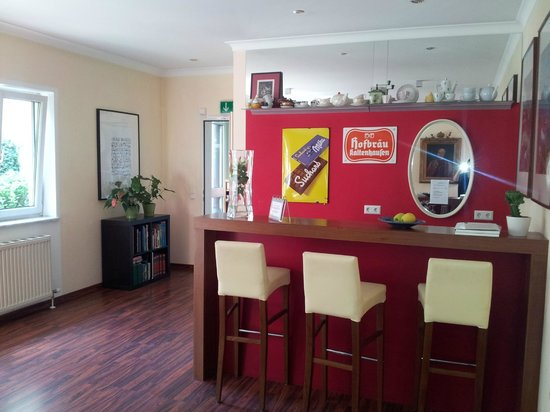 Hotel Jedermann: Lounge