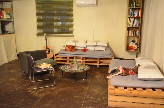 Seoul Base Camp Hostel: Common Area
