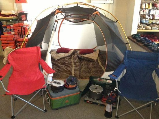Three Rivers, CA: Car Camping Package 1-2 people $69