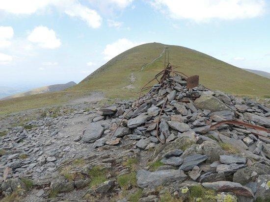 Skiddaw: Summit of Little Man