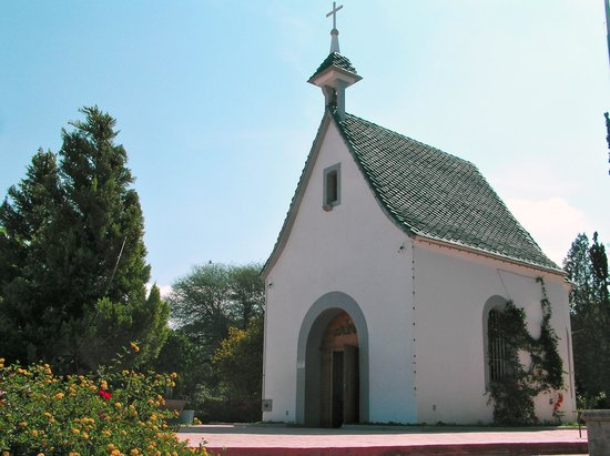 Santuario de la Virgen de Schoenstatt: vista Exterior del Santuario