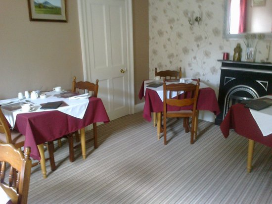 Braidwood Guest House: The Dining Room