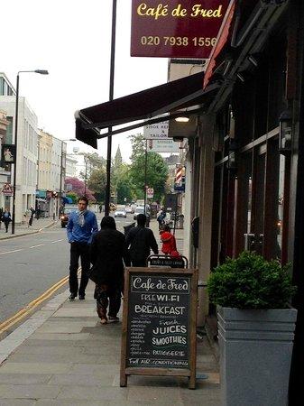 Cafe de Fred