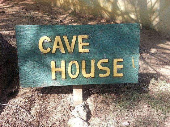 Citronella: Cave House Sign