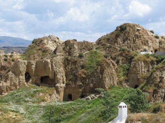 Visita Guadix: Some cuevas were abandoned