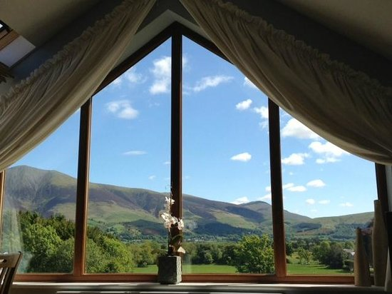 Bisoi B&B Suites: Skiddaw Suite Living room View