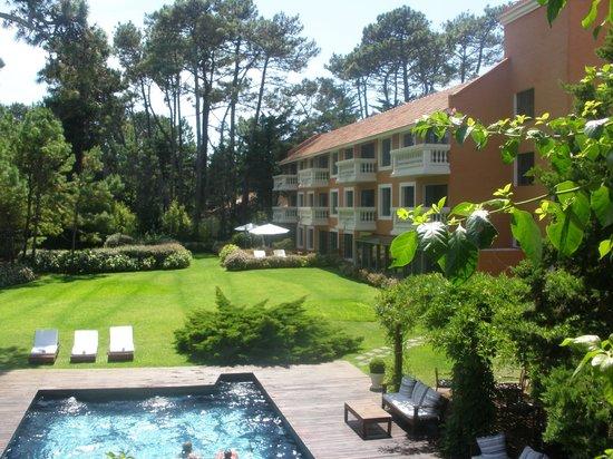 Barradas Parque Hotel & Spa: el jardin hermoso , y super cuidado