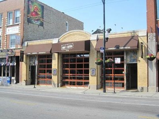 Mexican Restaurants On Kinzie Chicago
