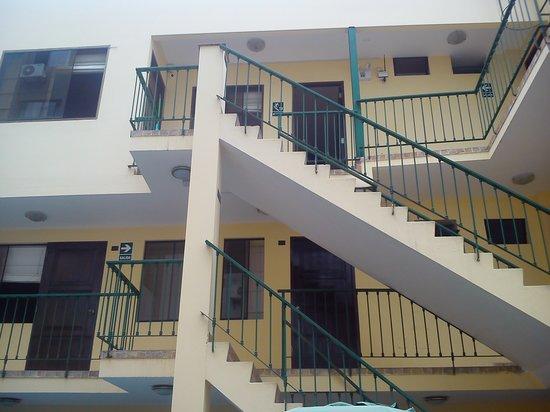 Hotel LLaqta: Interior hotel