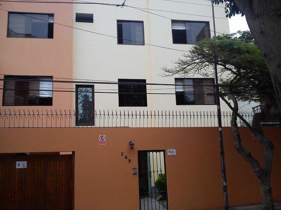 Hotel LLaqta: Frontis