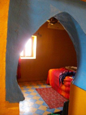 Hotel Kasbah Mohayut: Driepersoonskamer Kasbah Mohayut