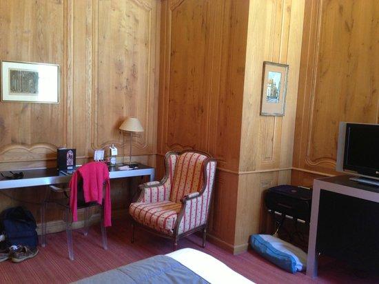 L'Hermitage Gantois, Autograph Collection : notre chambre