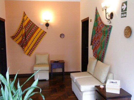 Hotel LLaqta: Hall 2º piso