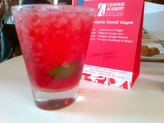 Camparino in Galleria: drink