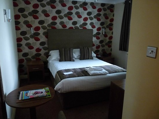BEST WESTERN Oaklands Hall Hotel: Room 42