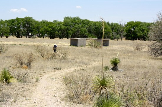 Chinati Foundation: Donald Judd's 15 Untitled Works in Concrete