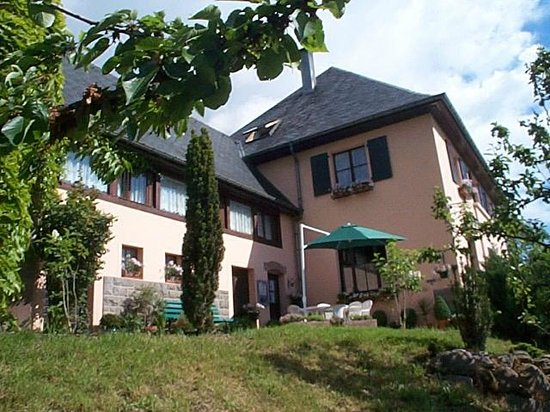 Chambres d'hôtes la Montagne Verte : la maison