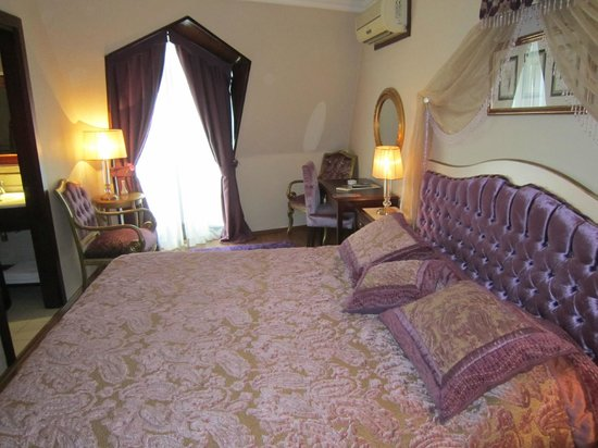 Daphne Hotel : Room