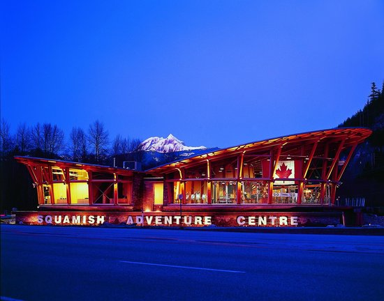 Squamish Adventure Centre: Squamish Adventure Cente