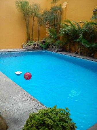 Hotel LLaqta: Piscina