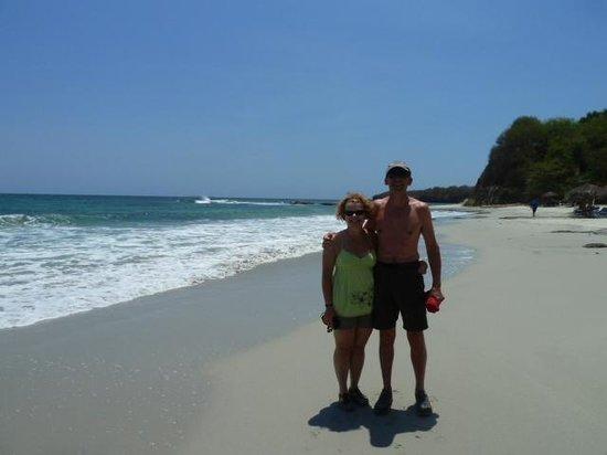 Grand Palladium Vallarta Resort & Spa : Beautiful beach