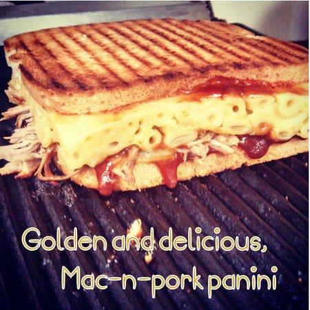Smokey Row Cafe & Bakery: New summer panini