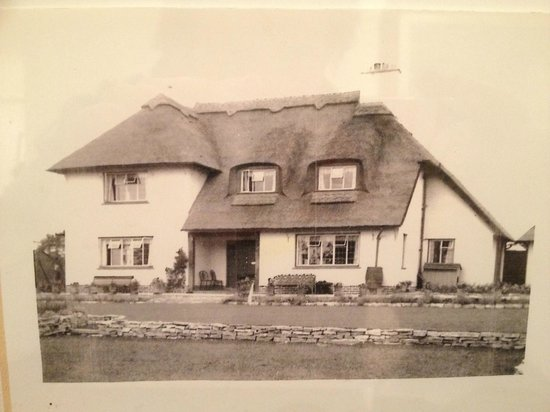 West Tyning Bed & Breakfast: Old Photo of West Tyning