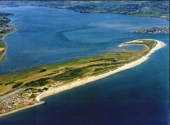Leadstone Camping: Dawlish Warren Beach is just 10 minutes walk