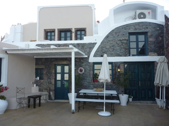Afroessa Hotel: Afroessa reception / front desk