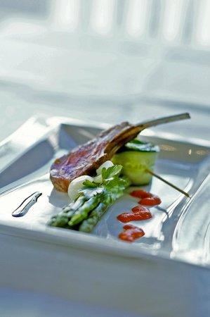 Hotel FjordGaarden: Restaurant Helten