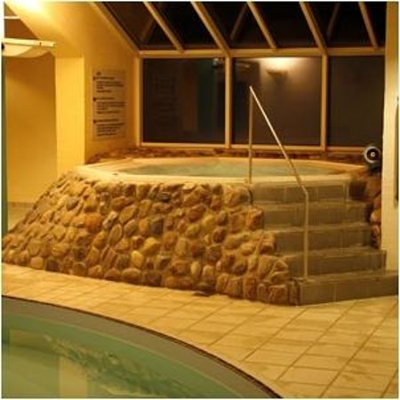 Hotel FjordGaarden: Pool area