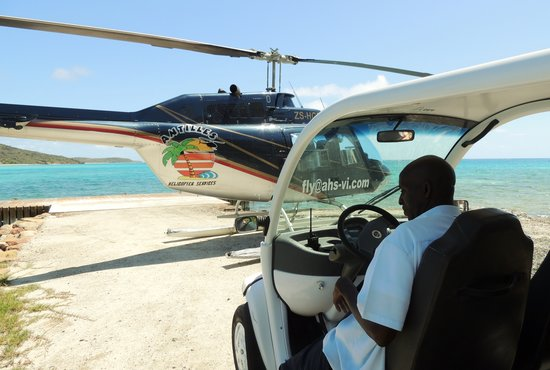 Antilles Helicopter Services