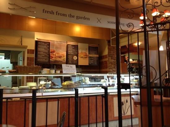 Cafes Near Centennial Memorial