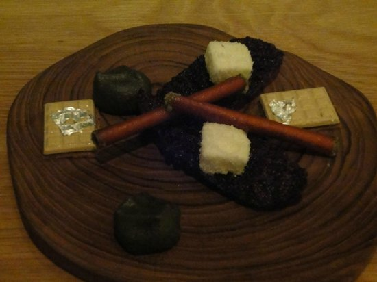 The Tasting Room at Le Quartier Francais: Amuse Bouches