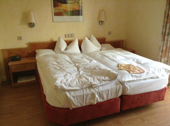 Hotel Ludwig: Zimmer 401