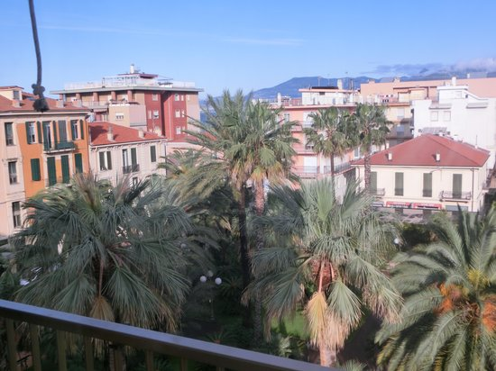 Hotel Garden : Fensterblick