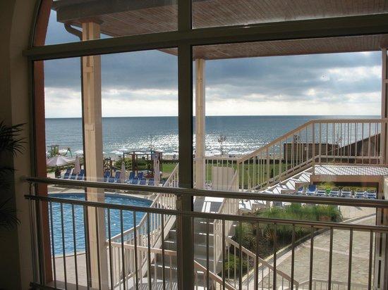 Sol Luna Bay: вид из окна
