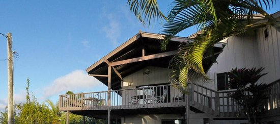 Hale Ikena Nui: Patti pantone place