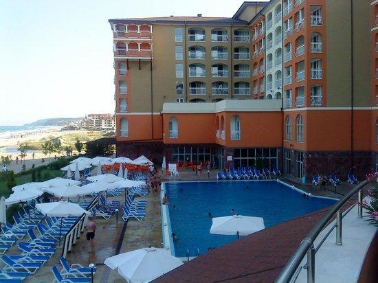 Sol Luna Bay: взрослый бассейн
