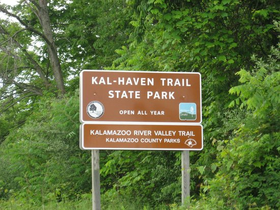 Covered Bridge Near South Haven Mi Picture Of Kal Haven Trail South Haven Tripadvisor