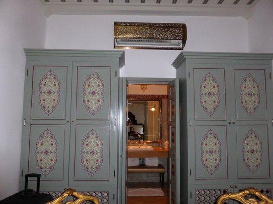 Riad Idra: Bedroom