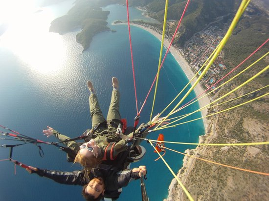 Skywalkers Paragliding: Let us show you why thousands of people have enjoyed this adventure with altitude!